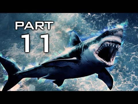 Call of Duty Ghosts Gameplay Walkthrough Part 11 - Campaign Mission 12 - Shark Attack (COD Ghosts)