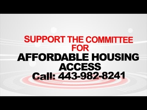 AHA The Affordable Housing Act
