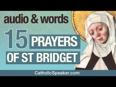 15 Prayers of St Bridget of Sweden (2020)