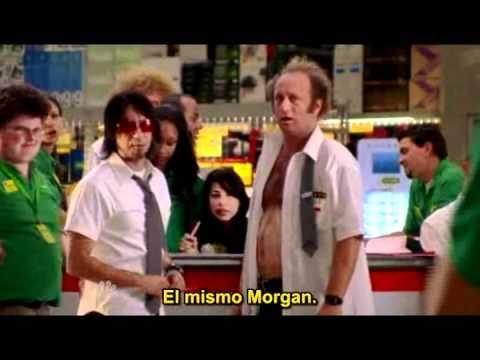 Chuck 4x02  Manager Morgan and Casey Calls Alex