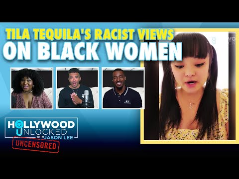 Black Women Are Bald and Cursed By God: Tila Tequila | Hollywood Unlocked UNCENSORED