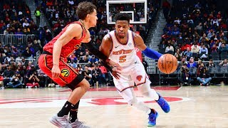 Knicks Top Hawks To End 18-Game Skid: Highlights & Analysis | New York Knicks Post Game