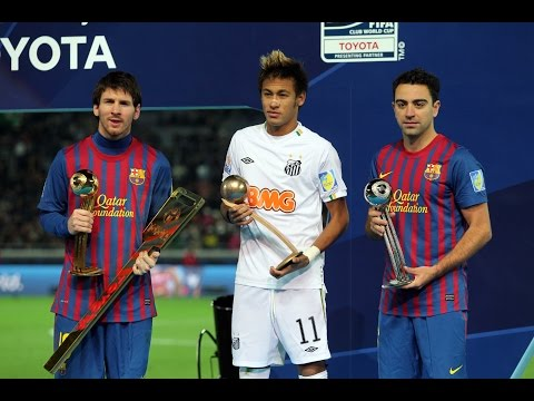 [HIGHLIGHTS] Santos FC - FC Barcelona, 0-4 (FIFA Club World Cup 2011)