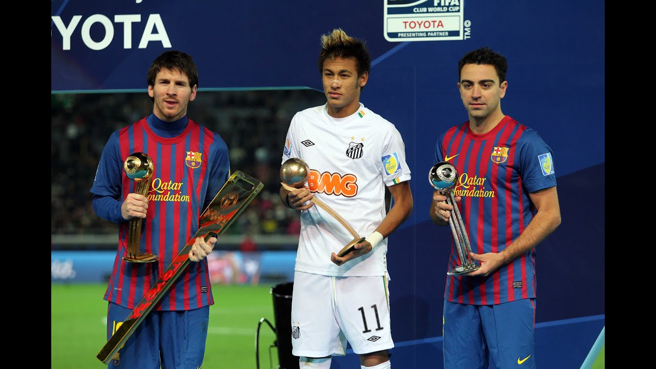 new styles 3f7a6 5dfcd [HIGHLIGHTS] Santos FC - FC Barcelona, 0-4 (FIFA Club World Cup 2011)