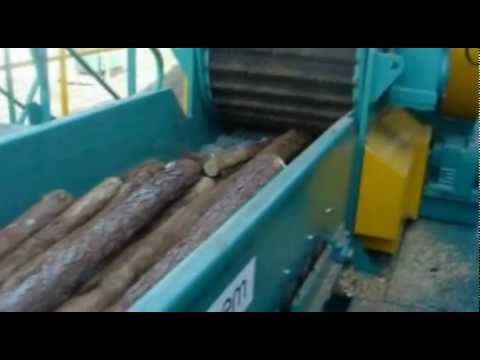 broyeur chipper 1300l - youtube