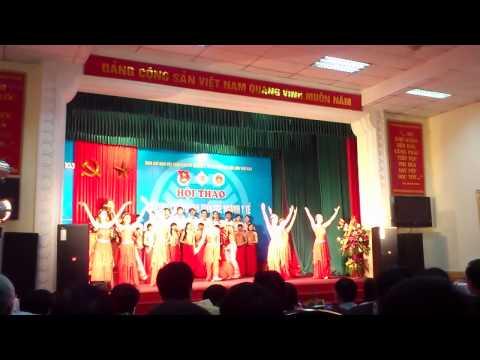 Tuổi trẻ ngành Y - Đội văn nghệ Đại học Y Hà Nội