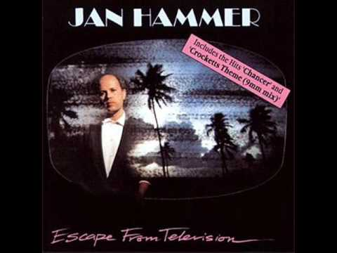 Jan Hammer - (Escape From Television) - Columbia