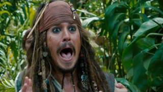 'Pirates of the Caribbean: On Stranger Tides'  Trailer HD