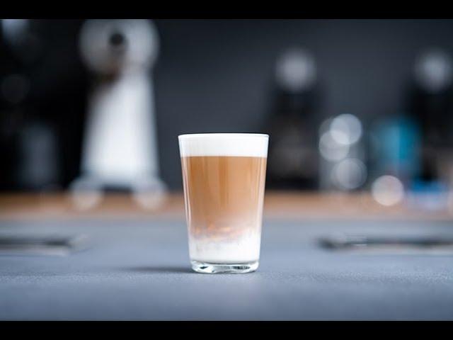 #4 Hvordan lage en Latte Macchiato - By CHAQWA