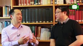 【心視台】香港中文大學哲學學系高級講師/香港實踐哲學學會會長 盧傑雄博士-點解接觸哲學