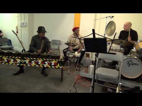 Fred Ho tribute: Underground Railroad to My Heart Afro Asian Music Ensemble