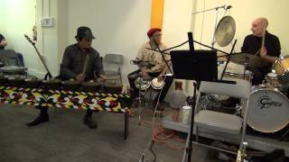 "Fred Ho tribute: ""Underground Rail Road to My Heart"" Afro Asian Music Ensemble"