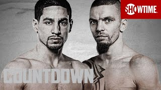Garcia vs. Redkach Undercard | SHOWTIME CHAMPIONSHIP BOXING COUNTDOWN