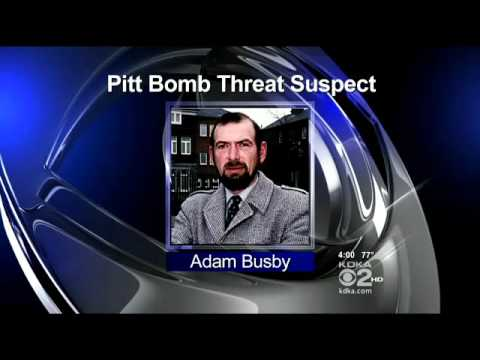 Man From Ireland Charged In Pitt Bomb Threat Case
