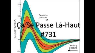 Première mesure de la pression interne dans un proton