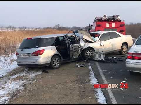 Три человек погибли в ужасном ДТП в Партизанском районе