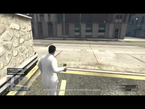 GTA V: HOW TO USE A PROXIMITY MINE TO PERFECTION