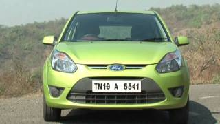 Ford Figo Video Review - Ford Figo 1.4 TCDi Design Review By On Cars India