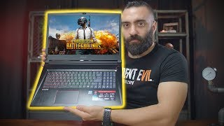 PUBG σε gaming laptop των €2200! | Unboxholics
