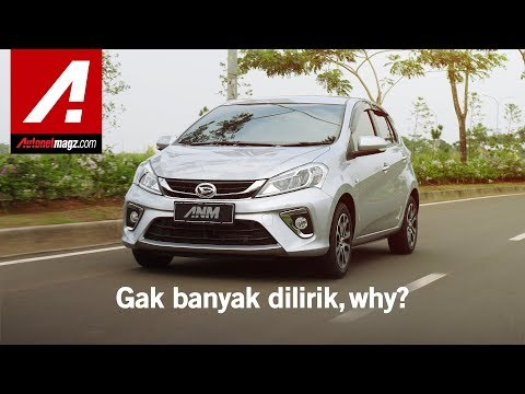 Daihatsu Sirion 2018 Review & Test Drive by AutonetMagz