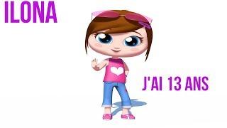 ILONA - J'ai treize ans