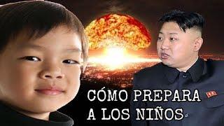 HORRIBLE: Corea del Norte Prepara a los Niños para ir a la Guerra