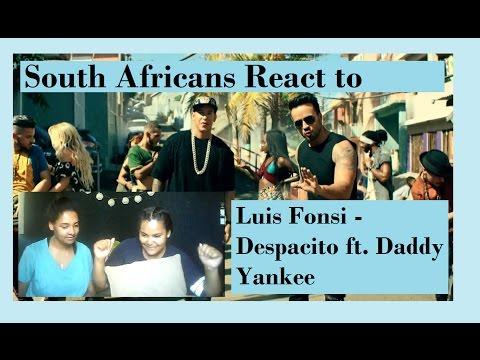 Luis Fonsi   Despacito MV South Africans React