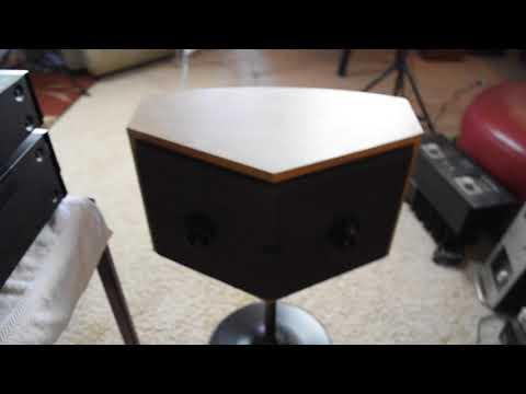Bose 901 Series VI Sound A-W-E-S-O-M-E!!