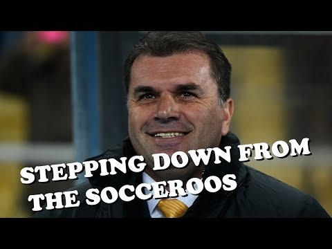Postecoglou to step down as Socceroos coach