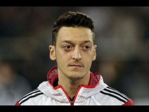 Hairstyle Mesut Ozil Youtube