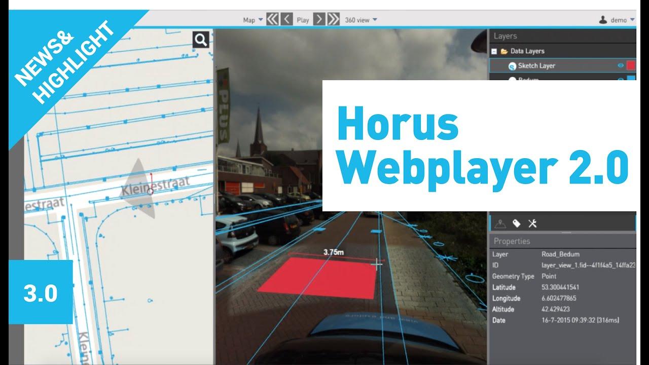 webplayer version 2.0