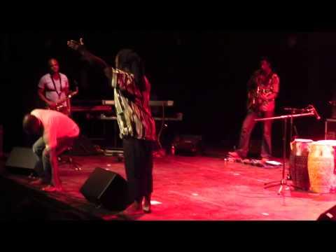 Maputo Music Sjannie John 1
