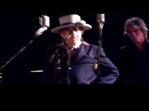 April 22, 2016 Tokyo, Japan - Bob Dylan D2023