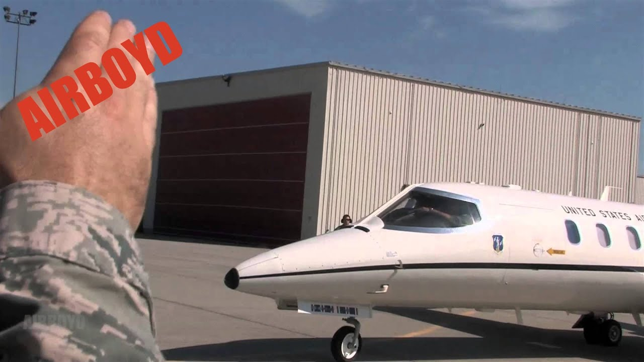 The Learjet Model 35 private jet is a multi-role business jet. The ...