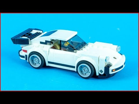 LEGO Speed Champions 75895 Porsche 911- Speed Build for Collecrors - Full Collection (26/39) from YouTube · Duration:  3 minutes 40 seconds