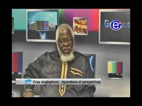 GEOPOLIS REÇOIT MR PAUL AYAH ABINE - CRISE ANGLOPHONE RÉPARATIONS ET PERSPECTIVES