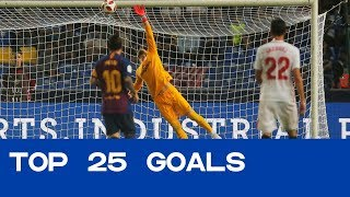 TOP 25 GOALS | week 32