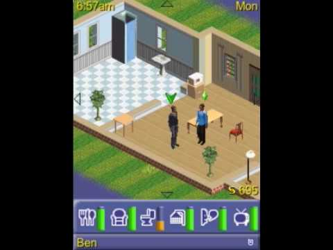 The Sims 2 By EA Mobile - Free Mobile Game Demo