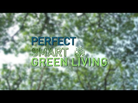 """Perfect Smart Green Living"""