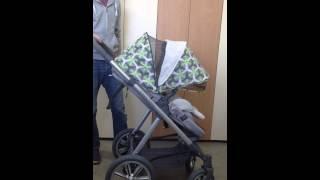 Коляска-трансформер Happy Baby Ultra