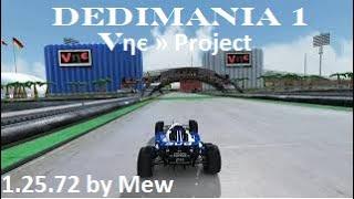 Dedimania 1 Vηє » Project 1.25.72 by Mew