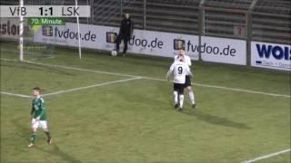 Highlights vom Heimspiel gegen den Lüneburger SK    RL-Nord 16/17   VfB Lübeck v. 1919 e. V.