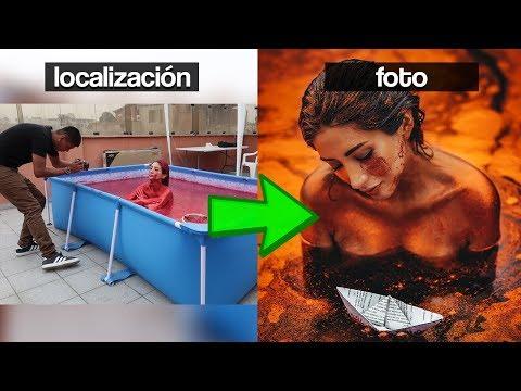 Cómo hacer BUENAS FOTOS en MALAS LOCALIZACIONES - Yeyo
