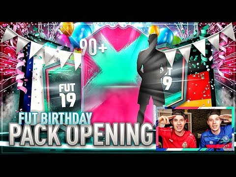 FIFA 19: FUT BIRTHDAY PACK OPENING 🔥 SBC´s + Weekend League😱