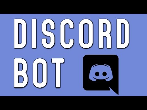 Easily Code a Discord Bot using Discord.NET |  Introduction