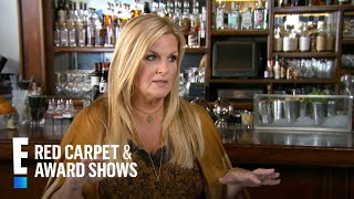 Trisha Yearwood Talks Touring With Hubby Garth Brooks | E! Red Carpet & Award Shows Video