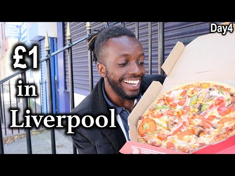 £7  7 Days 7 Cities - Day 4 Liverpool