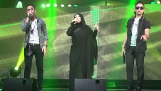 Sesaat Kau Datang (Live) by Ramlah Ram ft SleeQ Separuh Akhir Muzik Muzik 27@ Seri Pentas 2