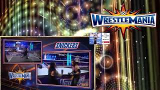 Roman Reigns Vs The Undertaker Full Match HD   WWE Wrestlemania 33 2 April 2017   YouTube 480p