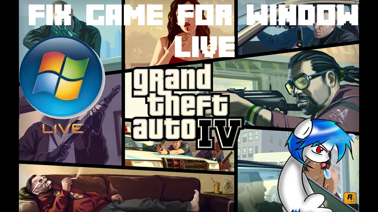 How To Fix Games For Windows Live Gta Iv And Gta Eflc